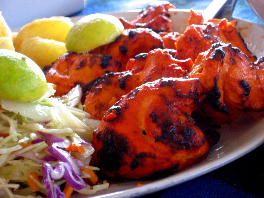 Exceptional ... Chicken Tikka Kebab | By Gundi Gastronaut