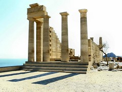 Temple of Athena Linda | by Corciega