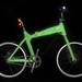 Glow in the dark Puma Urban Mobility bicycle
