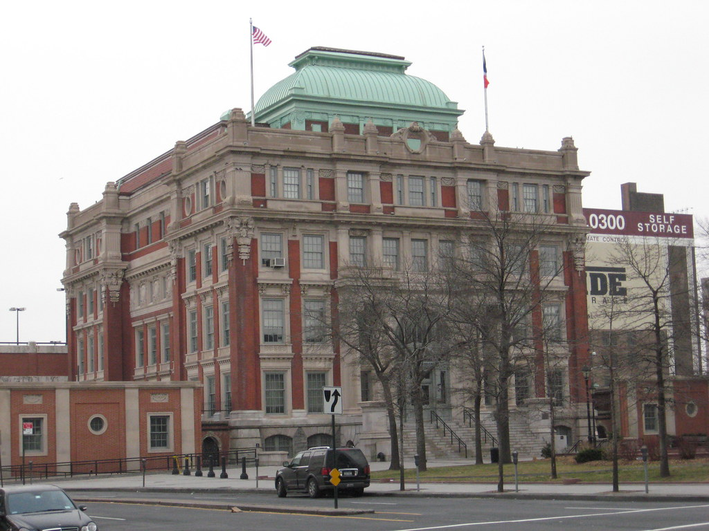 Queens County Courthouse Long Island City
