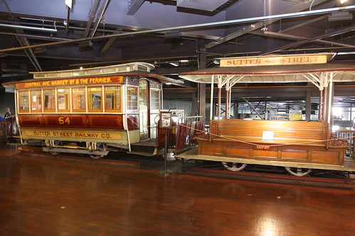 San francisco cable car museum this san francisco museum for San francisco new museum