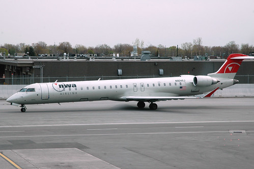 Mesaba Airlines CRJ-900ER | by caribb