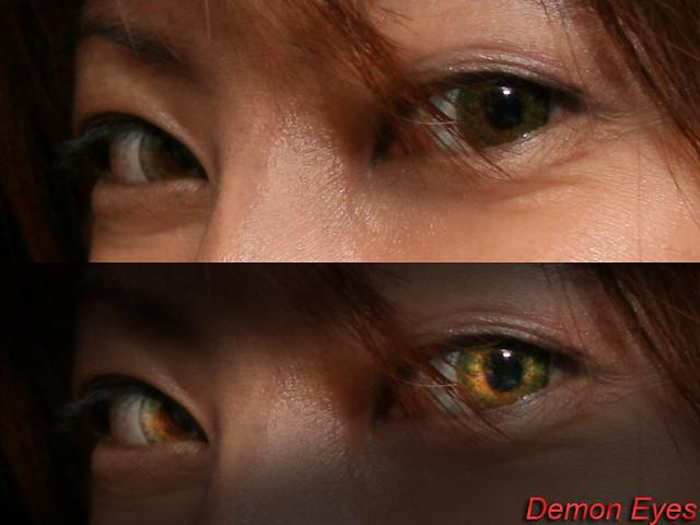 одержимые глаза фото