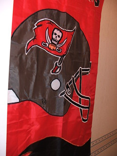 Bucs Flag | by allygirl520
