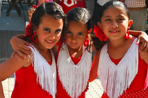 Little Spanish Girlsmarbellaferia  Anastasiad  Flickr-3640