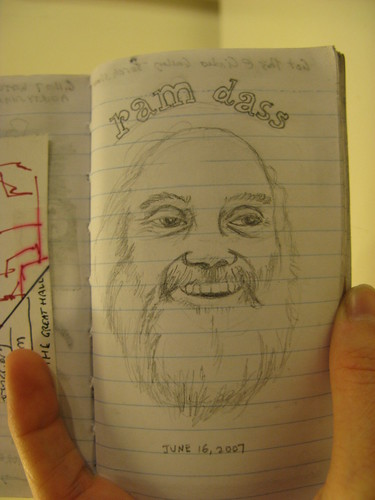ram dass by ari evergreen
