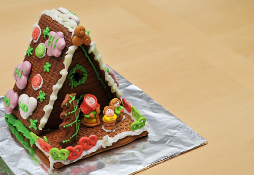 gingerbread house | by shim + sons