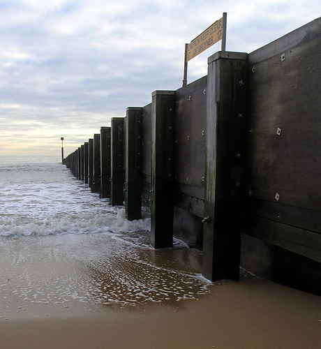 Beware of the Groynes | by The-E
