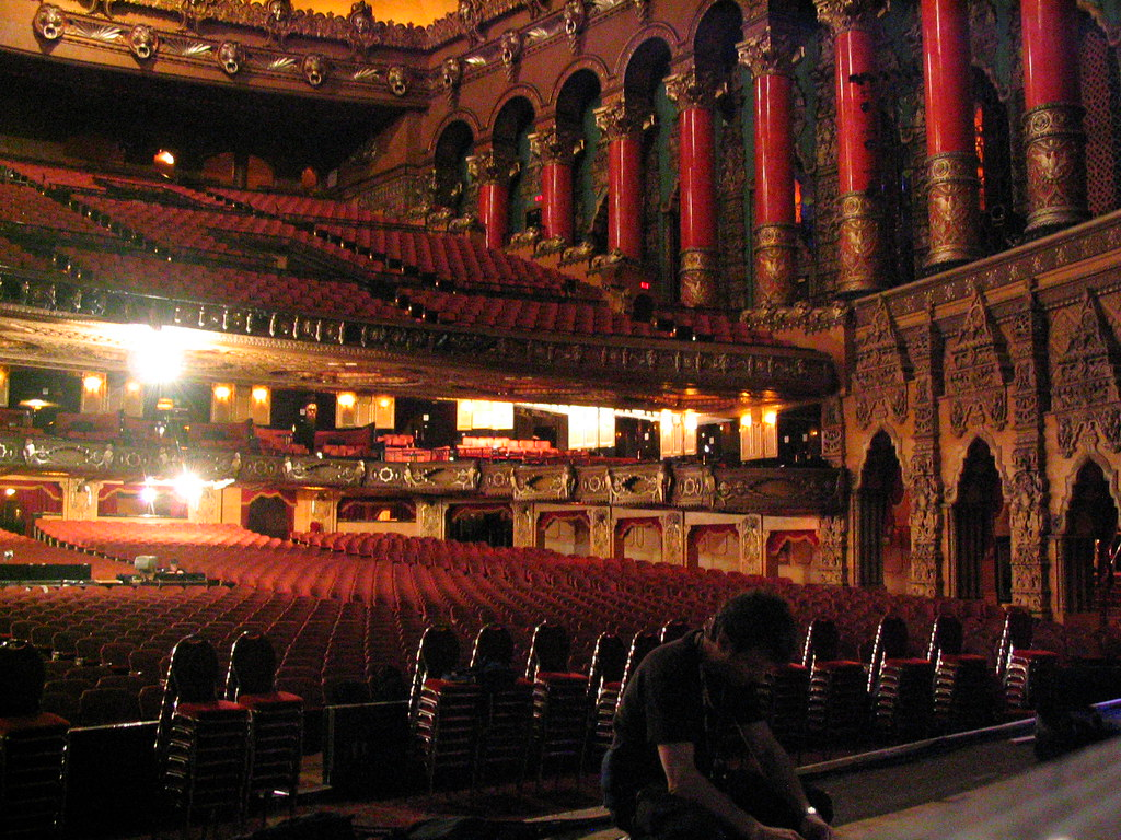Olympia Theater Seating Plan Venue Info 2 X Years And