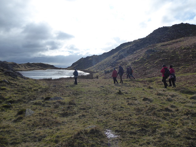CeMoRe walking seminar around Dunnerdale Fells