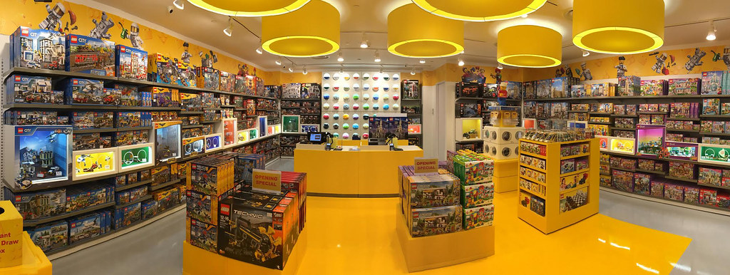 LEGO Certified Store at NEX Shopping Mall