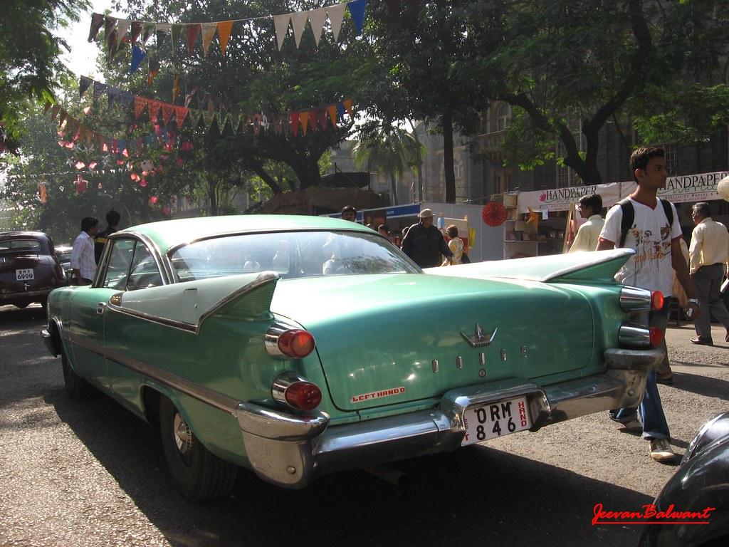 Vintage Car Rally Mumbai India I Captured These Beauti Flickr
