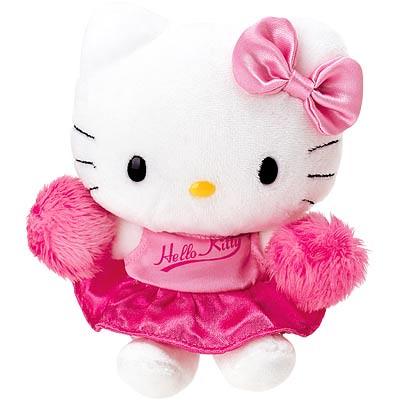 Hello Kitty Cheerleader | Kristine Woo | Flickr