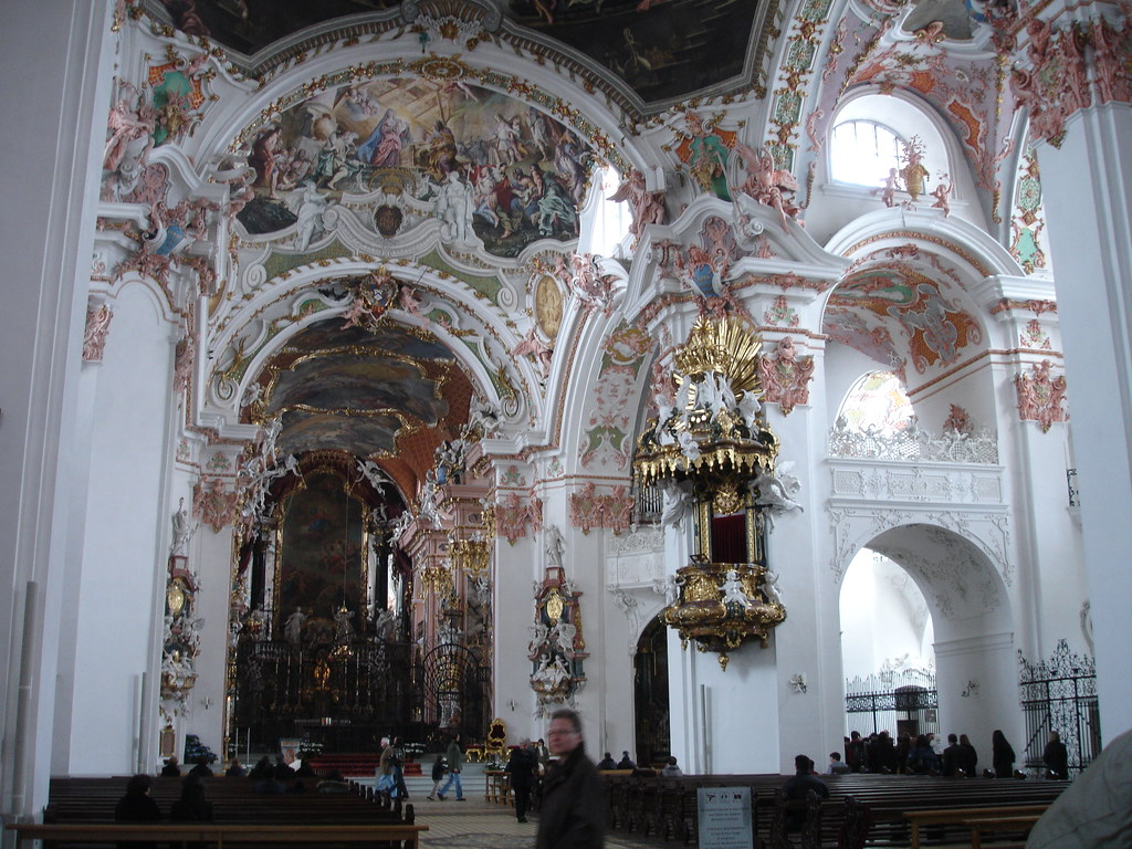 barok amp rococo  architectuur  Kunstgeschiedenisjouwwebnl
