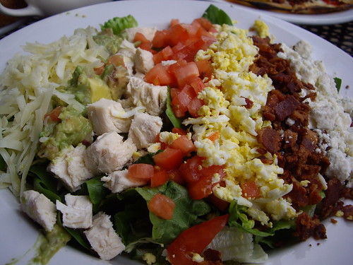 Cobb Salad at Bexley Monk | by swampkitty