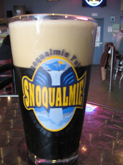 Snoqualmie Brewery Nitro Stout | by Spiral Cage