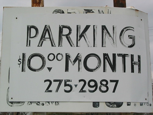 Parking $10 | by The Hot Brain