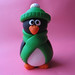 Chilly Penguin - Green