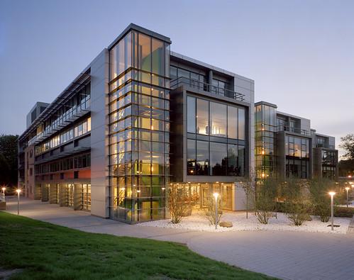 Birmingham City University Mary Seacole Building