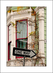 one way | by S. Lo