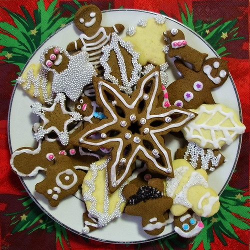 Christmas cookies | by Blue Lotus