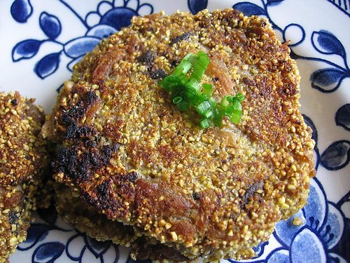 Jack Mackerel Fish Cake Recipe