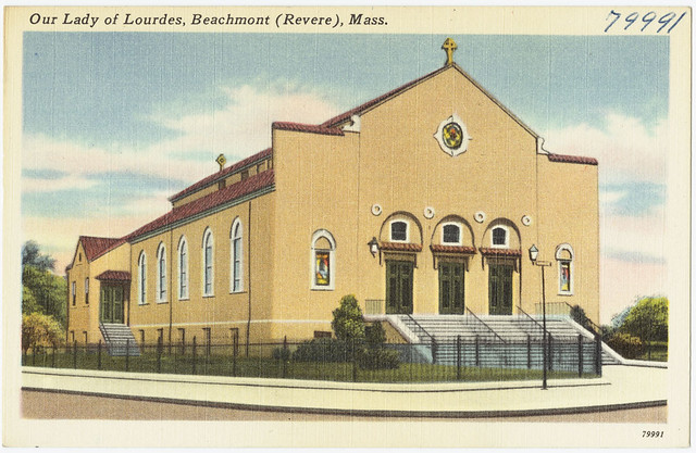 our lady of lourdes coloring page - our lady of lourdes beachmont revere mass file name