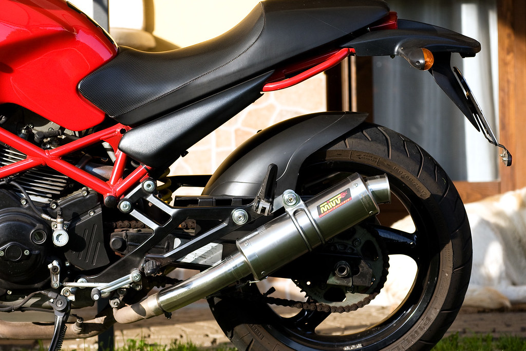 Ducati Monster R Top Speed