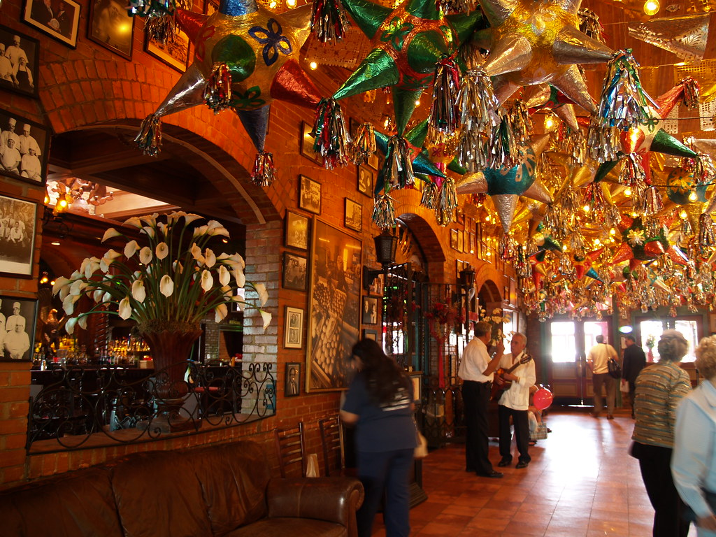 Mi Tierra Restaurant In Pasadena Tx
