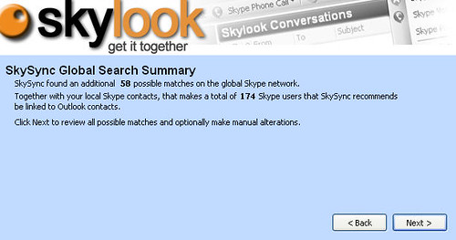 how to find someones email on skype