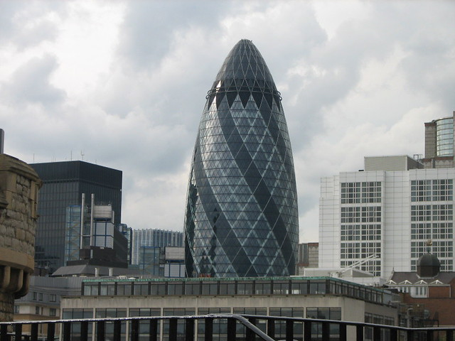 Egg London Building