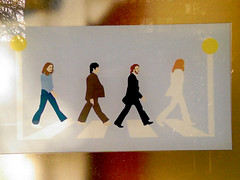 Beatles - St John's Wood Tube Station | by drinksmachine