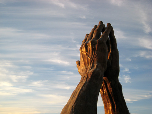 Praying Hands | by C Jill Reed