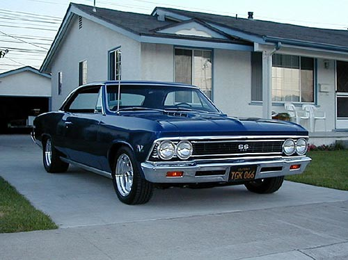 1966 Chevelle Ss 396 1966 Chevelle Ss 396 Cu Frame Off