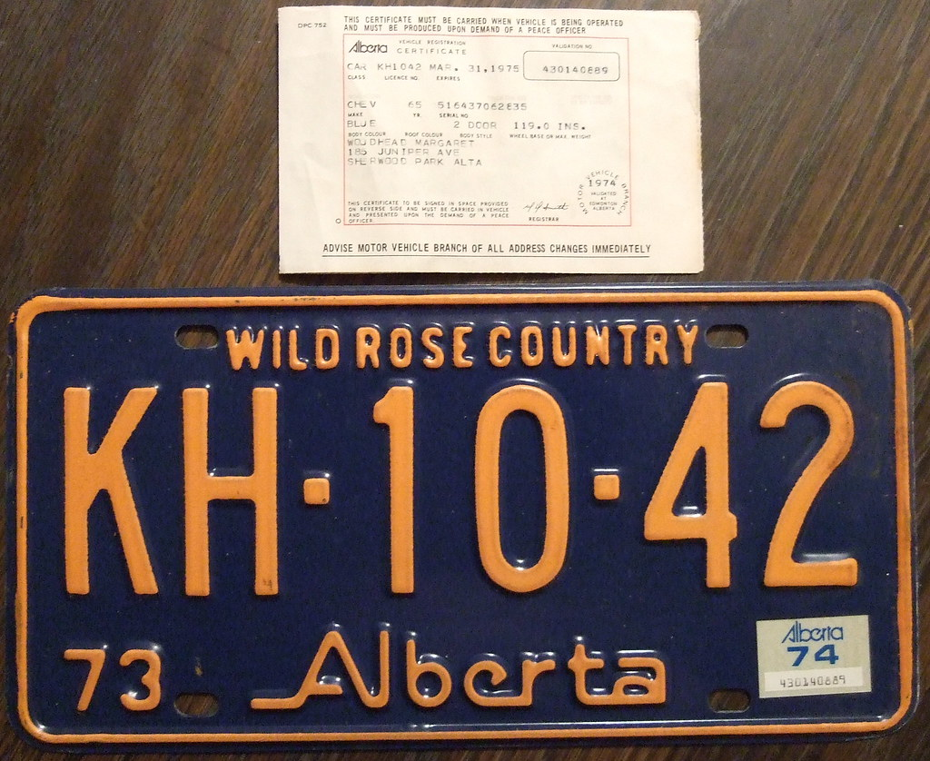 Alberta motor vehicle branch for Alberta motor vehicle registration