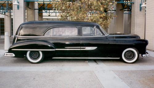 1952 Pontiac Hearse   Flickr - Photo Sharing!