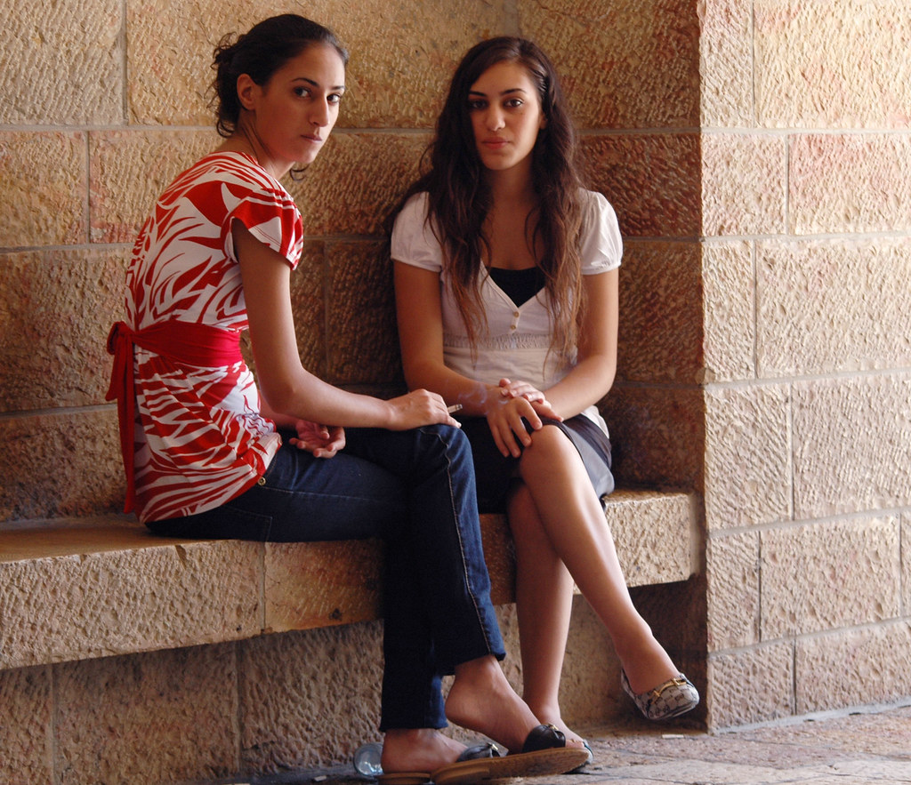jerusalem girls