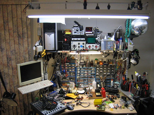 Workbench | by Aud1073cH
