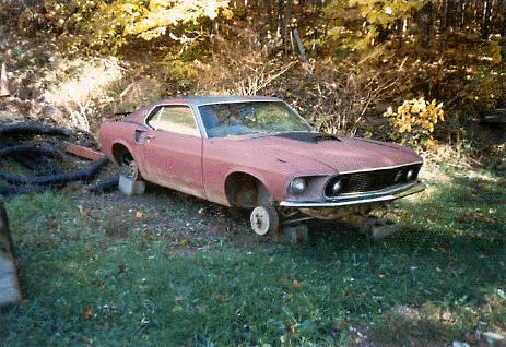 1969 Mustang Fastback Tim Earley Flickr
