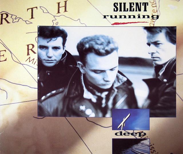 """SILENT RUNNING DEEP 12"""" vinyl LP"""