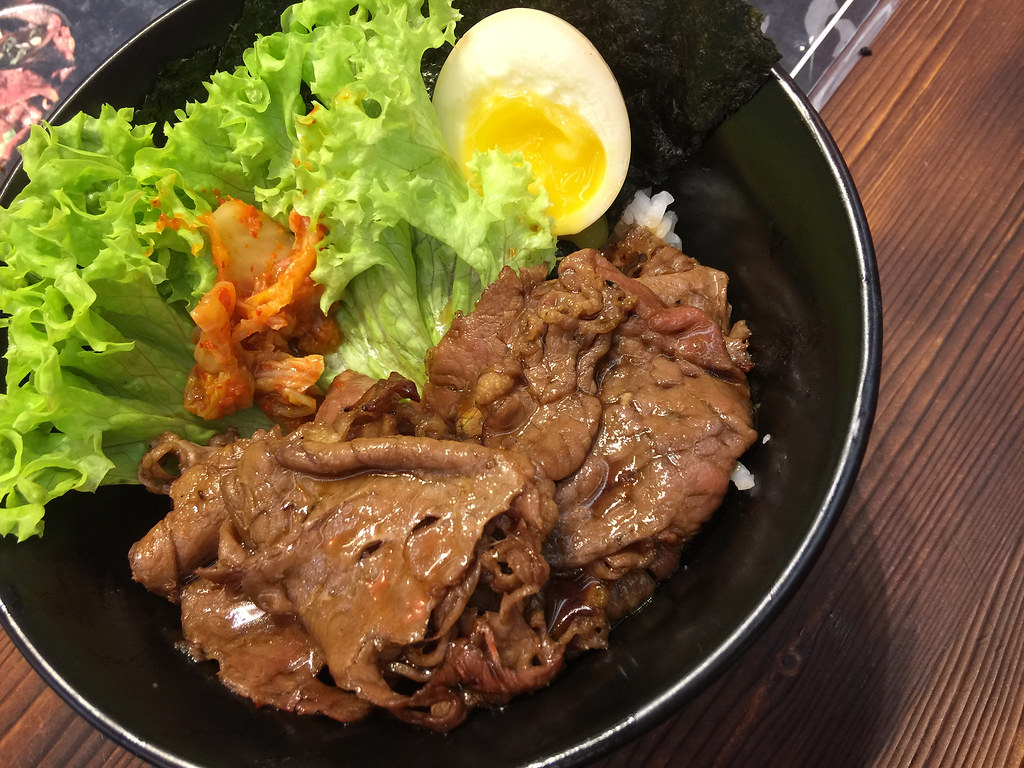 Gyudon: Jushiya Japanese Grilled House