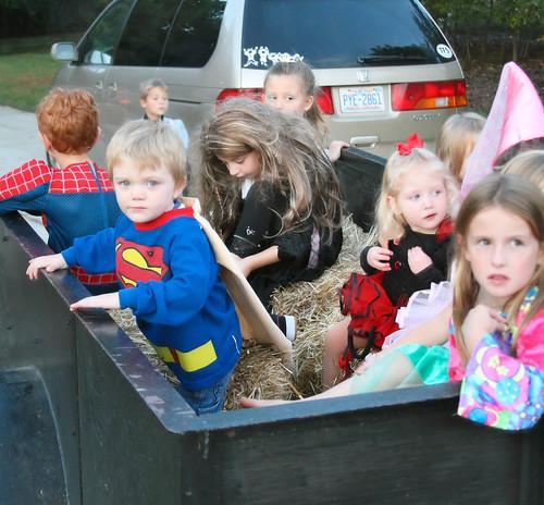 Mosler Halloween Party