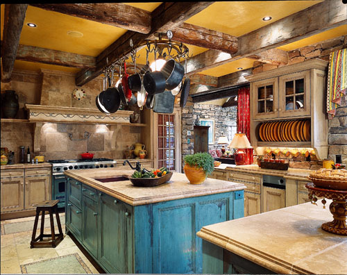 Western Interiors Kitchens 04 Susan Serra Ckd Flickr