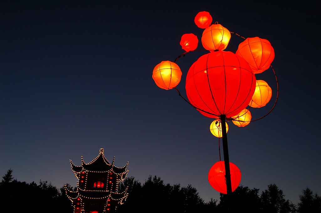Chinese Lantern Festival Boca Raton Will There Be Food Trucks