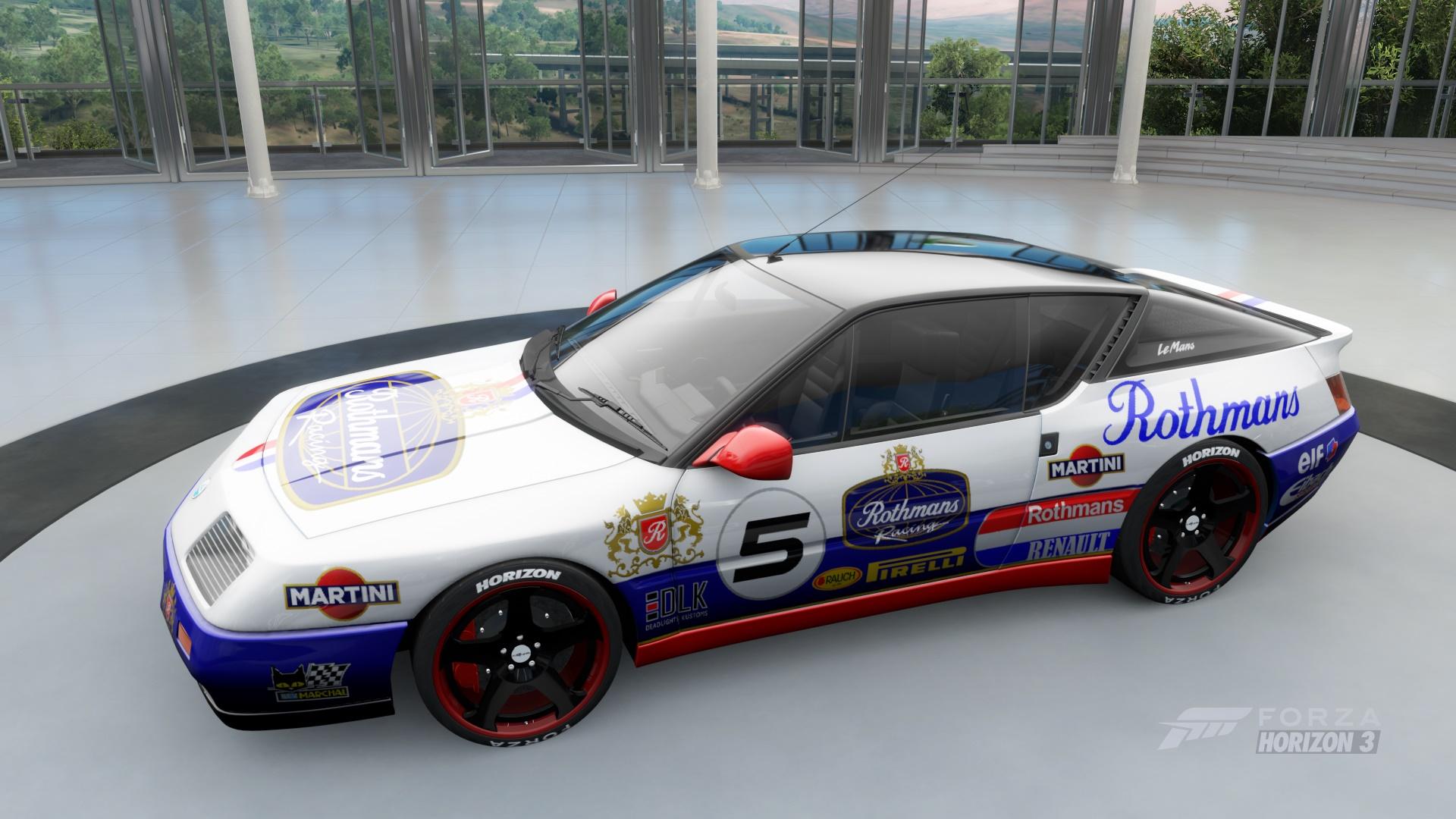 Dlk race fantasy originals ryno workx garage nfl for Renault orleans garage
