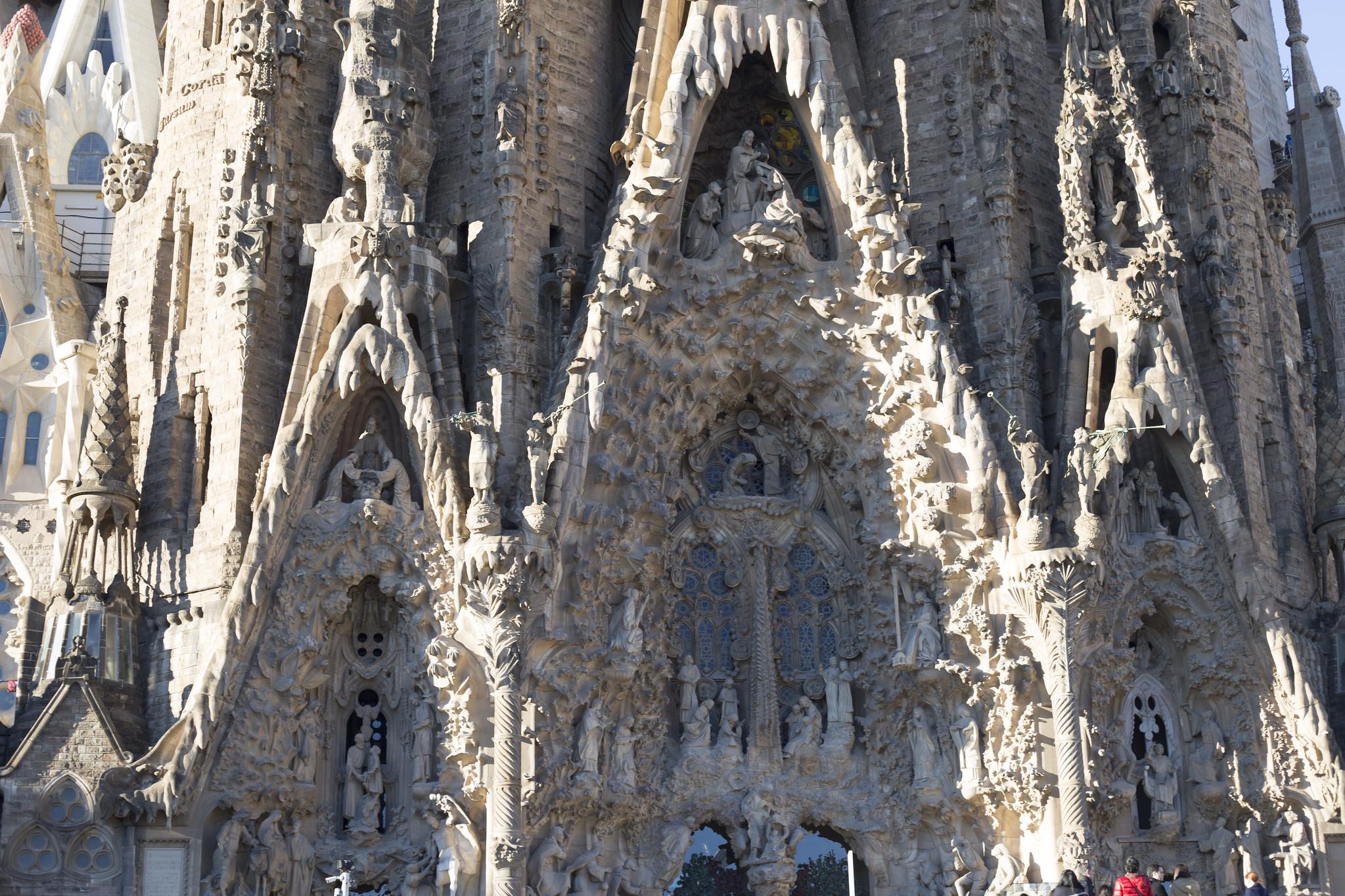 Vacaciones en Barcelona