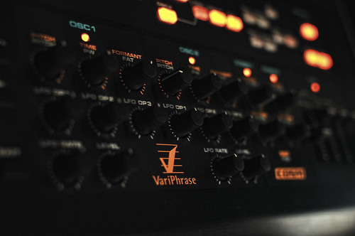 v-synth | by Raj's shots