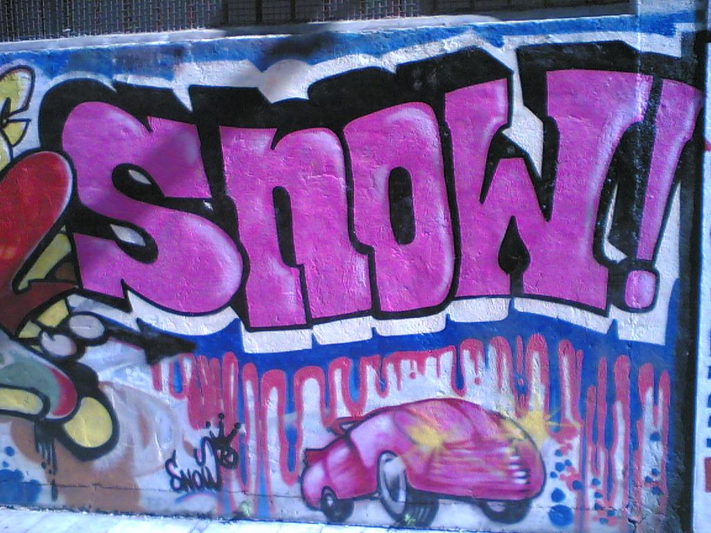Snow Graffiti Con Kool Qsc Agosto 08 By Santyrush
