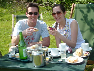 Tea and Scones in Grantchester | by lellobot