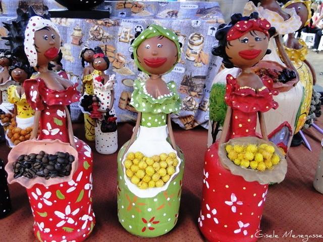 Artesanato Jardim Da Estrela ~ Artesanato feito com garrafas pet (Essas s u00e3o as filhas da u2026 Flickr